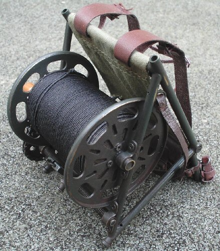 Gary S Cable Reel Backpack Page 2