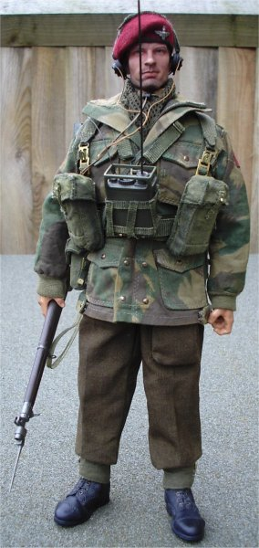 British Paratrooper Uniform 30